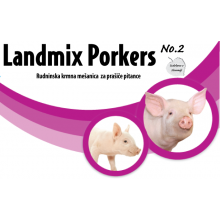 Landmix Porkers No. 2 (33 kg)