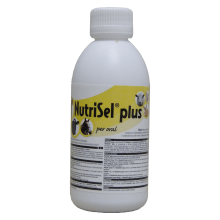 NutriSel plus - raztopina (250 ml)