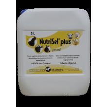NutriSel plus - raztopina (5 L)